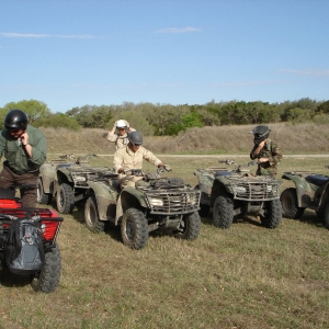 PSD and ATV courses